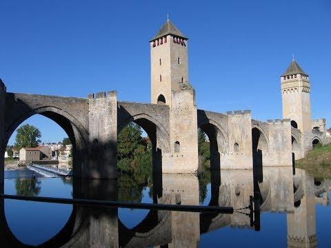 """Reel de """" Dame Cahors """" - Cité Médiévale du LOT ,  un des joyaux du sud ouest."""