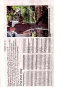 Shout out to Ooooby in The Capital Times!