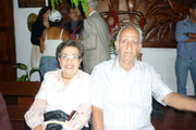 Mi esposo Héctor  Copete y yo