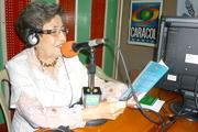 Adiela en la radio 1