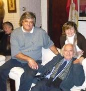 Rocío y Alfredo con el poeta Chileno Edmundo Herrera mayo 2011 (10)