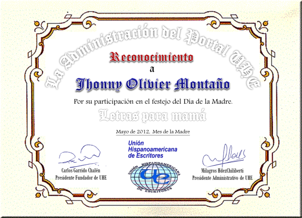 Jhonny Olivier Montao