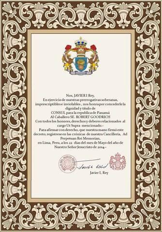 consul en panama gran reino inca mayo 2014