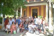 Intercambio cultural con los hermanos y hermanas poetas de Argentina.