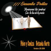 Invitacion al evento poético de Neido Gutierrez