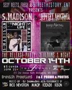 10-14-10 Sdot Madison & Jeffrey Montoya Dual CD Release Party