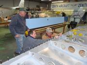 Quality Sport Planes Upgrade Workshop