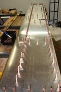 STOL CH 750 horizontal tail assembly