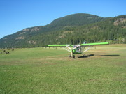 Procters Field, Mable Lake, BC