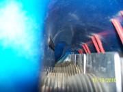 Engine L intake after plug wire change