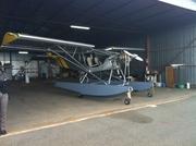 STOL CH 750 on Zenair amphib floats