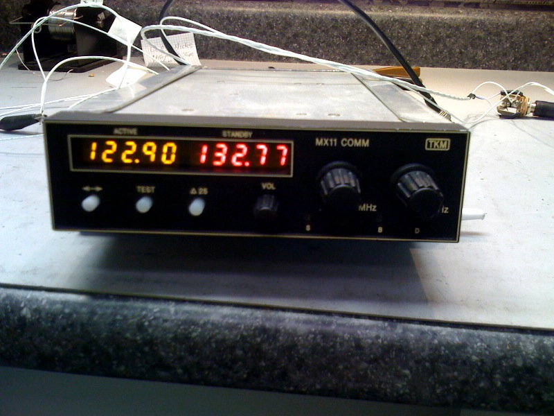 MX-11 Com radio