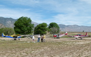2011 Zenith Southwest owners fly-in at Kern Valley (L05)