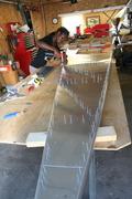 STOL CH 750 fuselage bottom skin