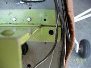 Zenair Supercharger Fwall