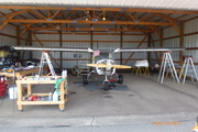 Looking like an airplane!