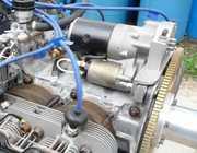 T4-Flywheel-Rear-Drive Setup2