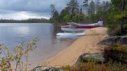 Porosaari Island, Lake Simojärvi