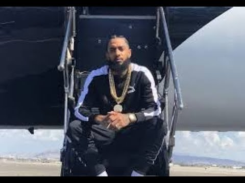 Nipsey Hussle : Eric Holder nowhere to be found