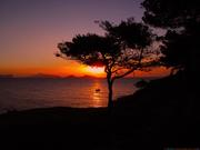 GRE Spetses isl. {Sunrise from Panagia Armata - Faros} area by KWOT