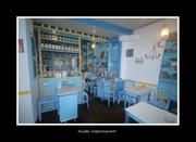 Παραδοσιακό καφενείο στην Αμοργό