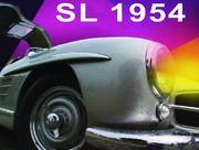 MERCEDES SL 1954