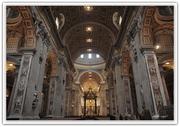 St PIETRO  basilika