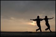 Dancing in Salonika