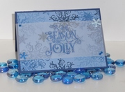 MMC112018 11-13-18  Monochromatic Christmas Blue