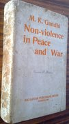 Non Voilence in Peace & War 1942 1st Edition