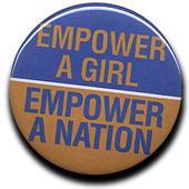 Empower a girl, empower a nation
