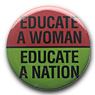 Educate a woman, educate a nation