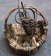 baskets from kelp