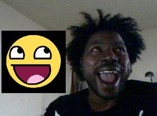 Afro Awesomeface