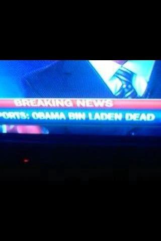 Obama Bin Laden is Dead