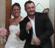 Rocky Intro At My Wedding!