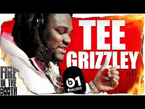 Tee Grizzley - Fire In The Booth Freestyle pt. 1