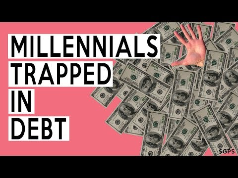 Millennials NOT Buying Cars as Student Debt Skyrockets To Record High!