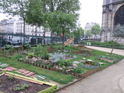Paris, jardins