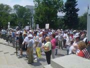 AFP Rally on 6-29-12