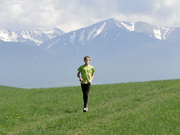 Sports club Ashais in Tatry, Slovakia - runners' camp 2012