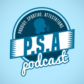 P.S.A Podcast (S3Ep5) Remote Island