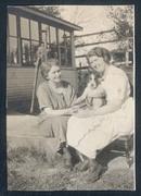 Elizabeth Routsong Norris & Grace Norris Bailey