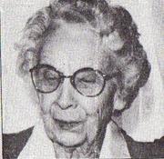 Mabel Creager Barnes