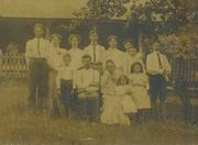 Family of Harrison and Sally Phillips - 1907