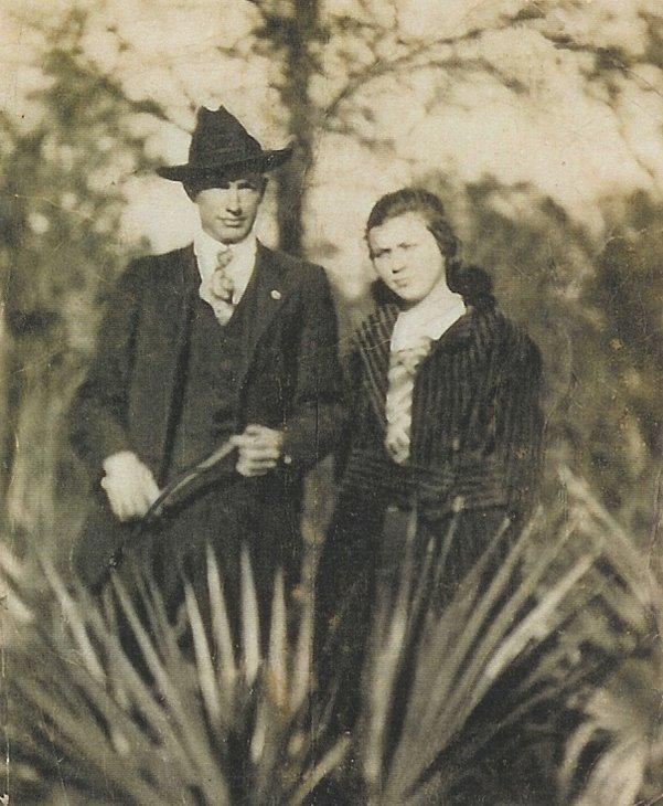 Vester and Leona Philllips