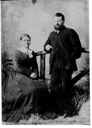 C1856 William Amor & Ann Priscilla nee Wheeler