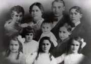 Robert Dykan & Ida Ma Pitt W- Family