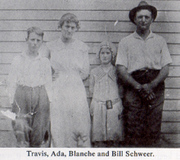 Travis Ada Blanche and Bill