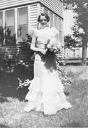 Leonora Douglas, bridesmaid
